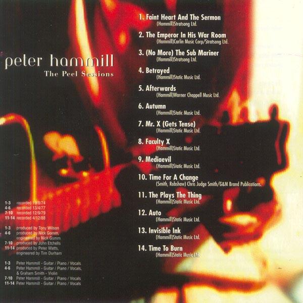 Peter Hammill & Van der Graaf Generator Peelsessions_1
