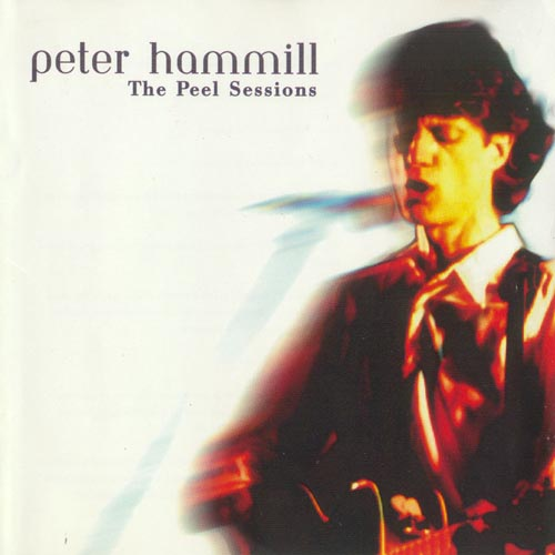 Peter Hammill & Van der Graaf Generator Peelsessions_front